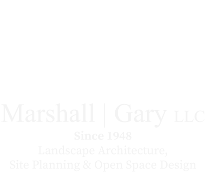 Marshall | Gary Landscape Architects